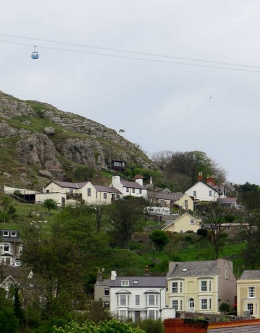 Orme cable car