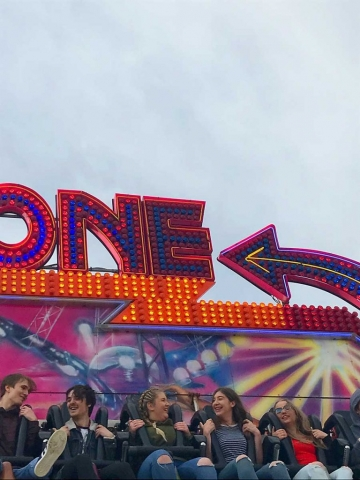 Riders On The Dance Zone - Llantwit Major Fair