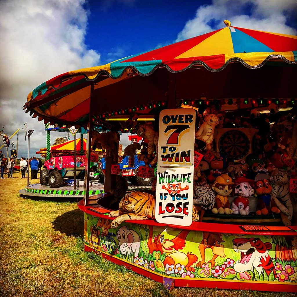 Instagrammed Fair Game - Llantwit Major