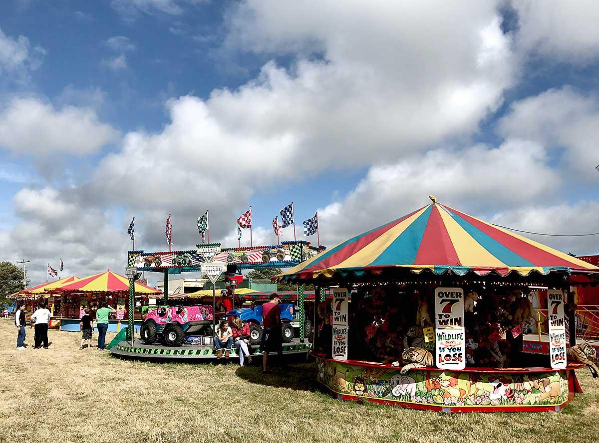 Fair Games And Rides - Llantwit Major