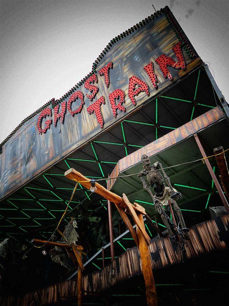Ghost Train detail