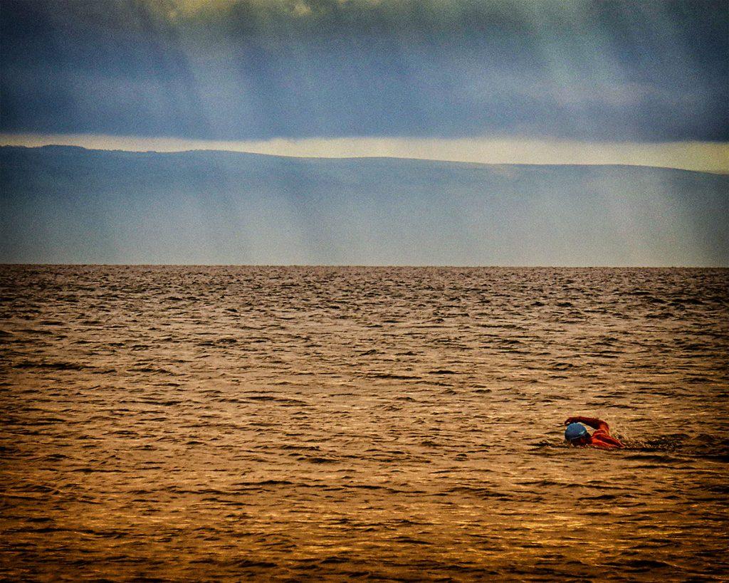 Swimmer.