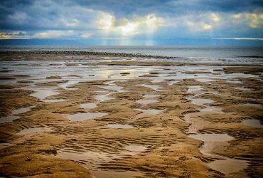 Llantwit Major Beach October 17th 2020