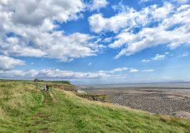 Llantwit Major Beach And Coast Path Walk
